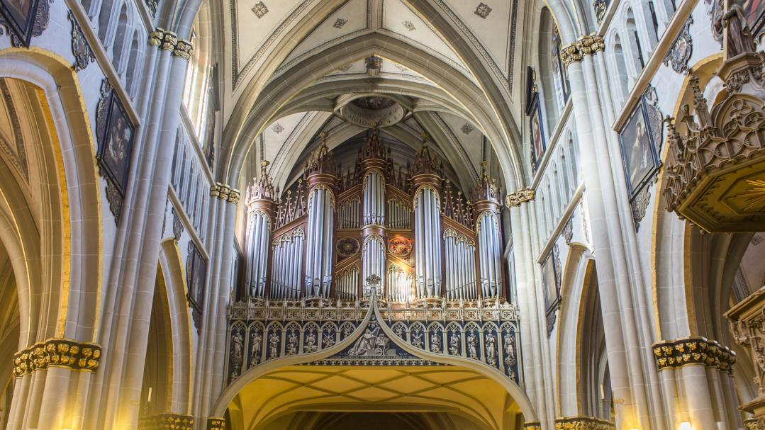 Orgue cathedrale