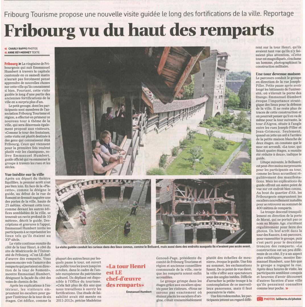 article remparts