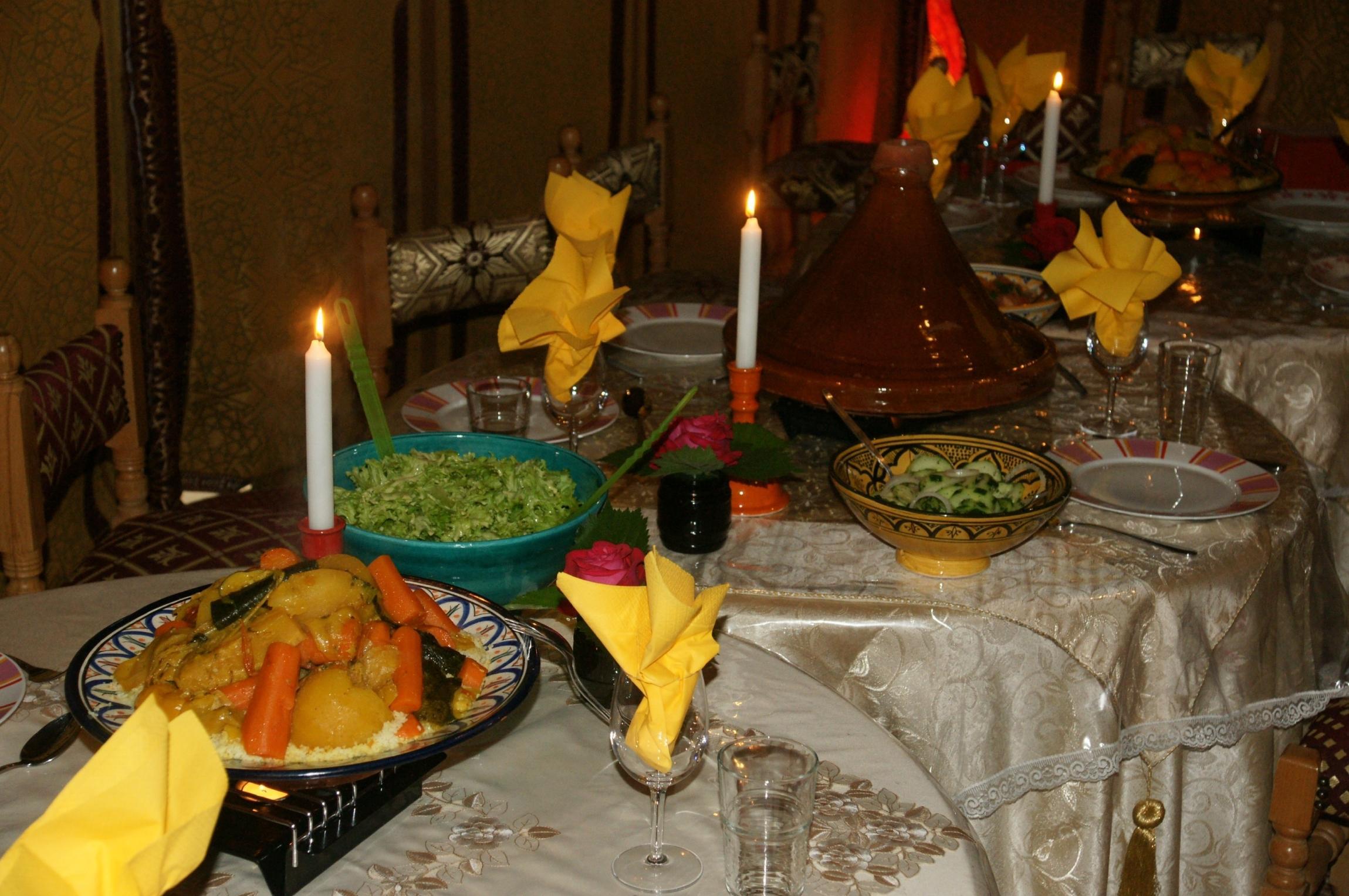 Guest Table Magie De La Ferme
