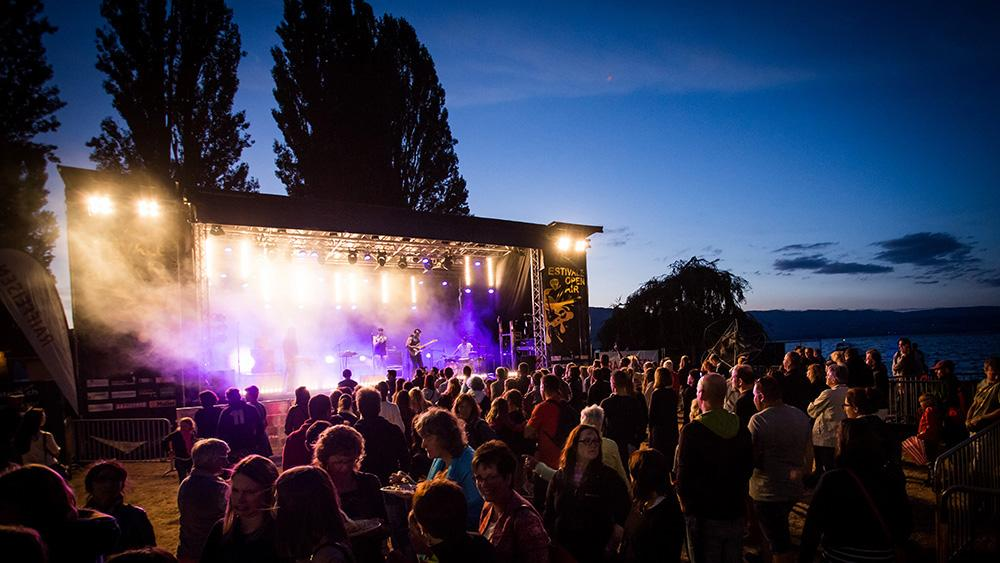 Festivals à Estavayer-le-Lac