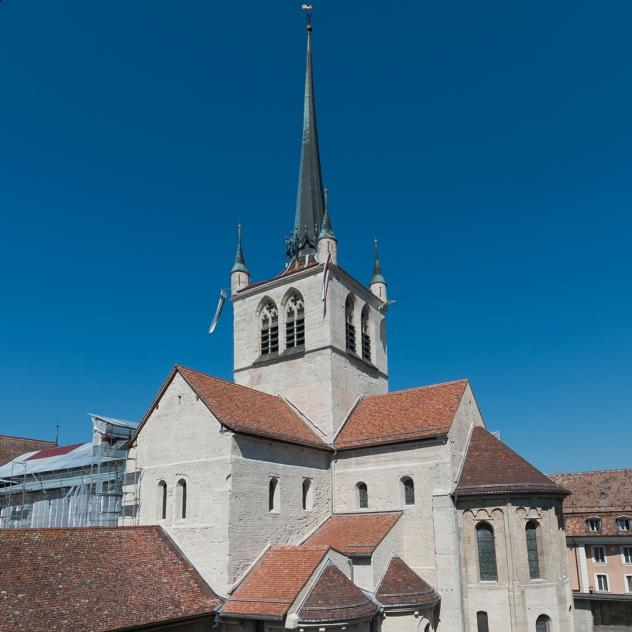 Abbey church Payerne