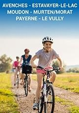 Brochure photo carte cyclo