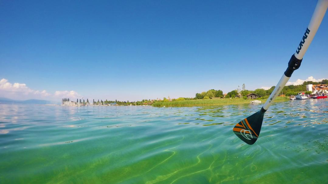 Stand up paddle Estavayer