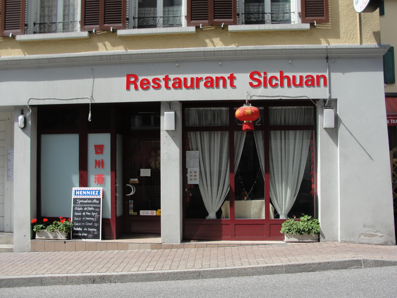 chinesisches restaurant sichuan. Black Bedroom Furniture Sets. Home Design Ideas