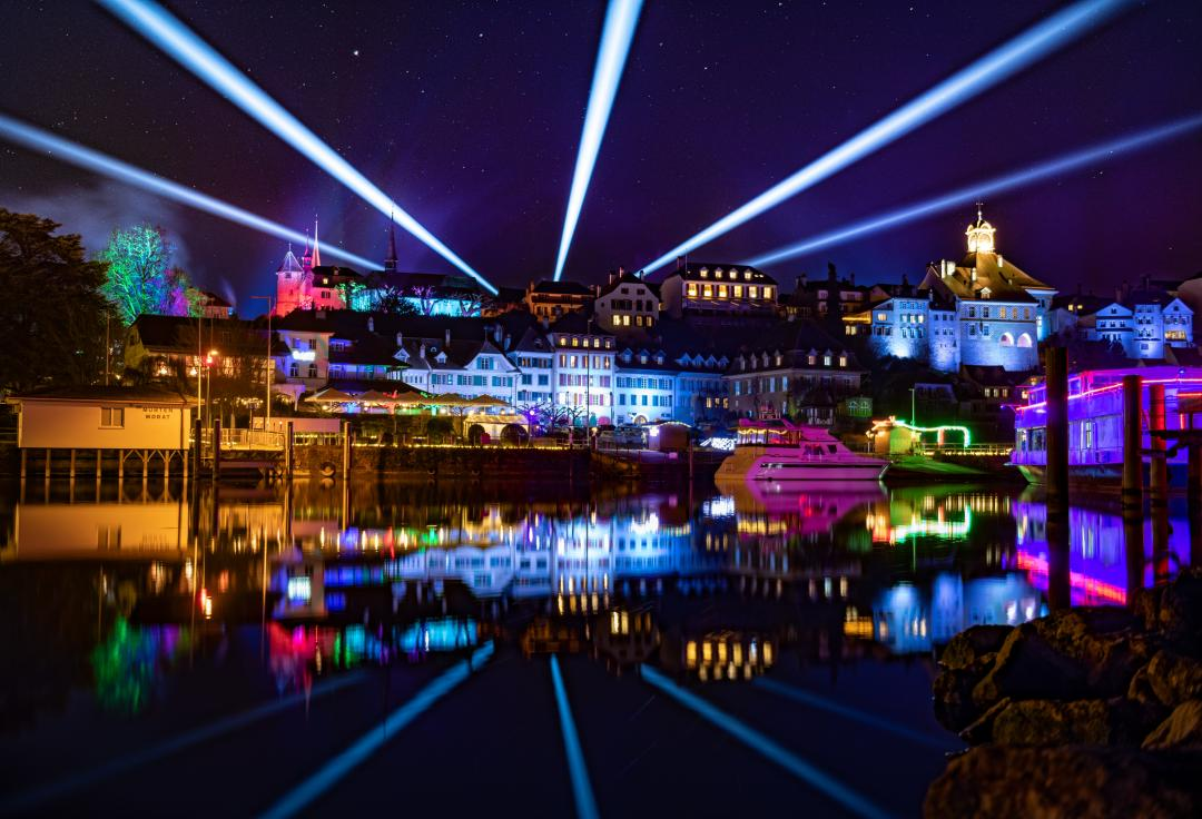 Murten Light Festival 2020