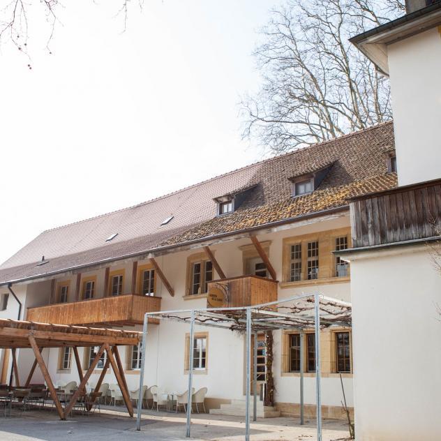 Restaurant le vieux four fribourg r gion for Auberge de la maison blanche