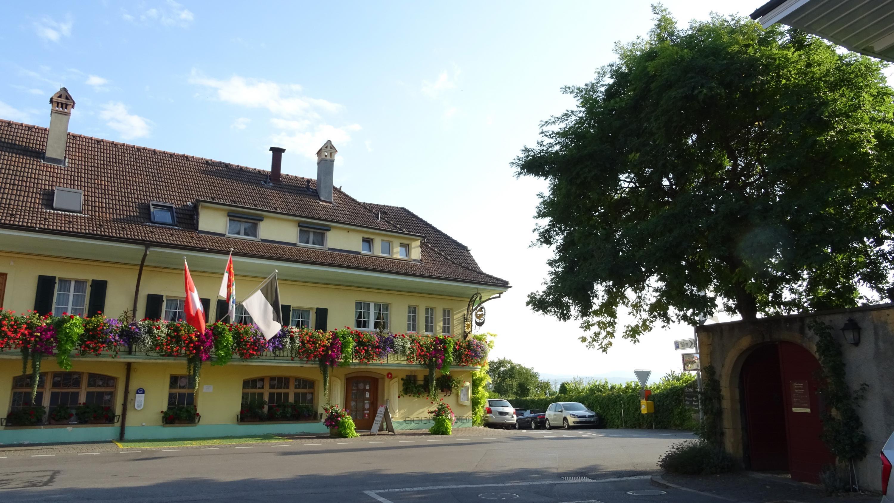 Hotel-Restaurant-Cave Bel-Air