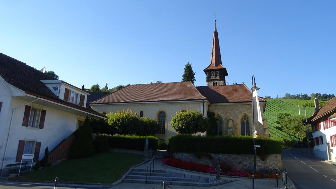 Church of Môtier