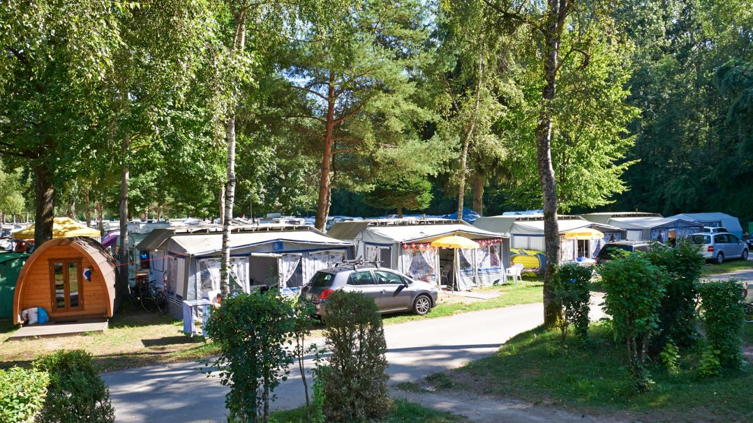 TCS Camping Salavaux Plage