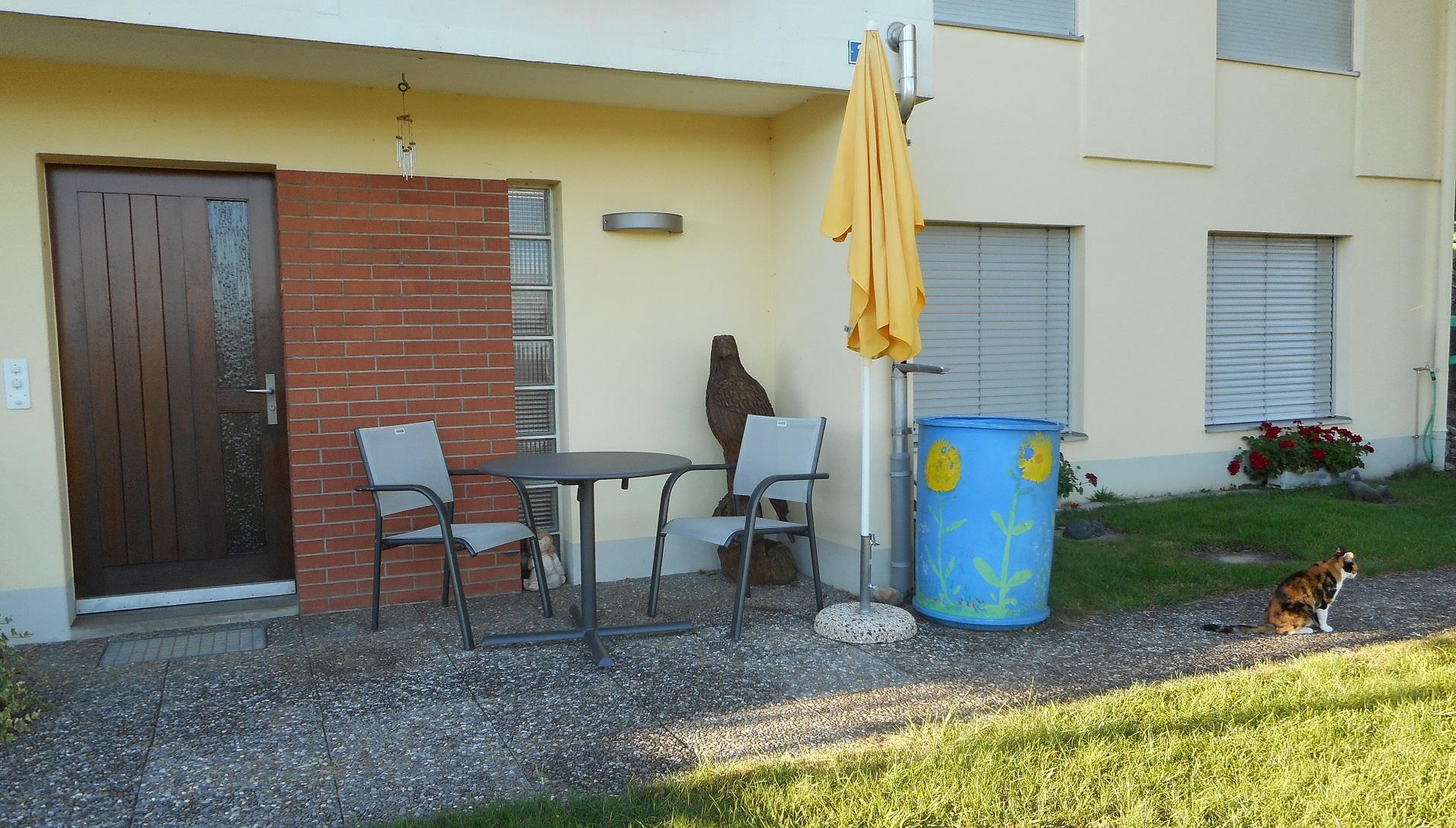 Studio vogelbuch r gion lac de morat for Le jardin morat
