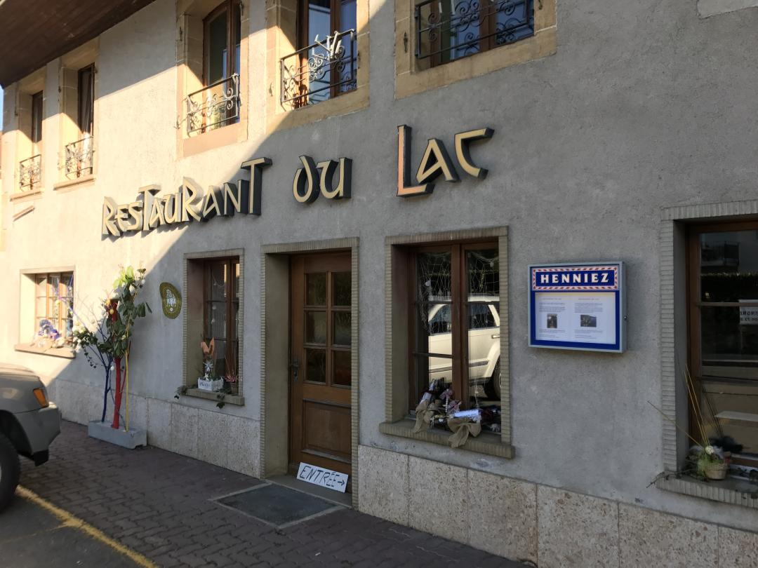 Restaurant du Lac Vallamand