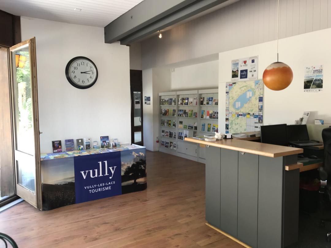 Office tourisme VullyLL