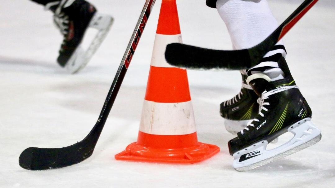 Hockey sur glace, patinoire 16/9