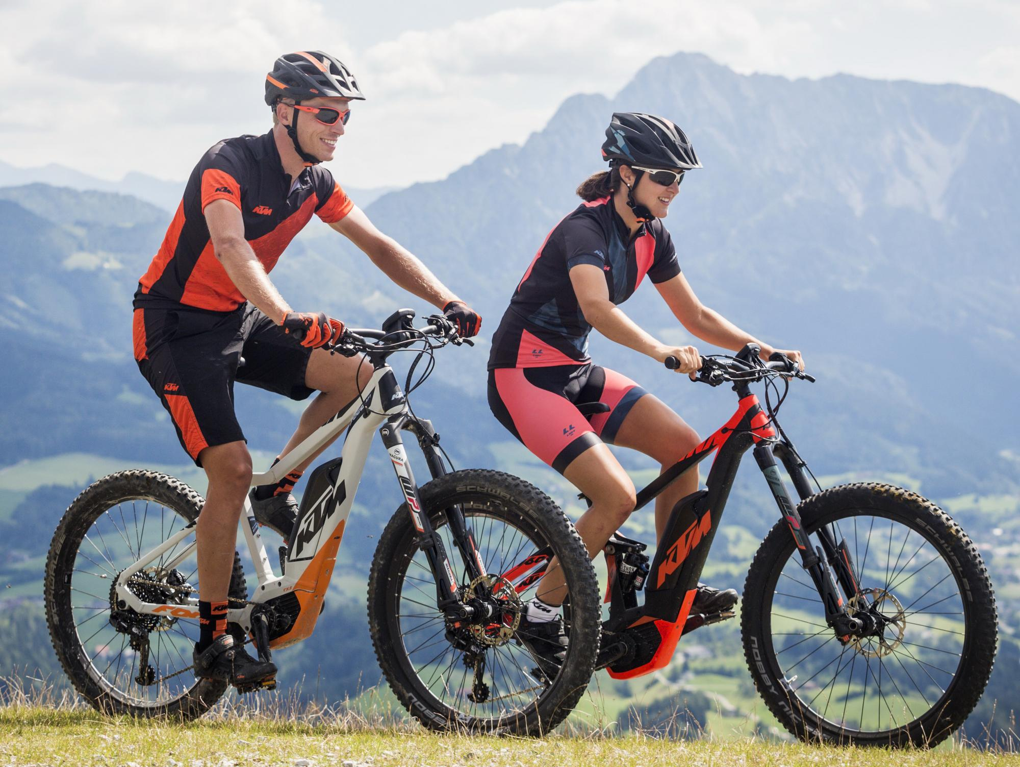 ActiveBIKE E-Mountainbike Tour