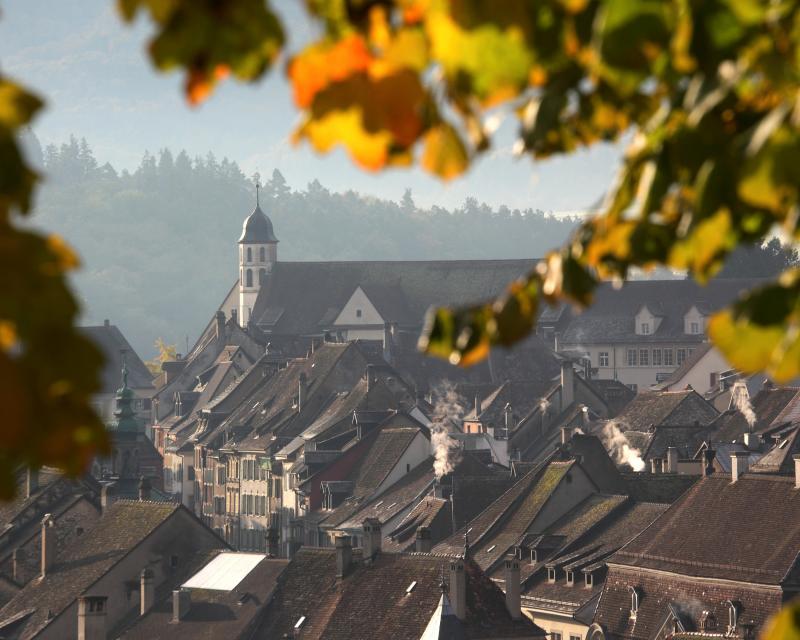 Camping Moulin du Doubs, Ocourt | Jura Tourismus (Schweiz
