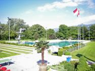 Outdoor swimming-pool, Solothurn