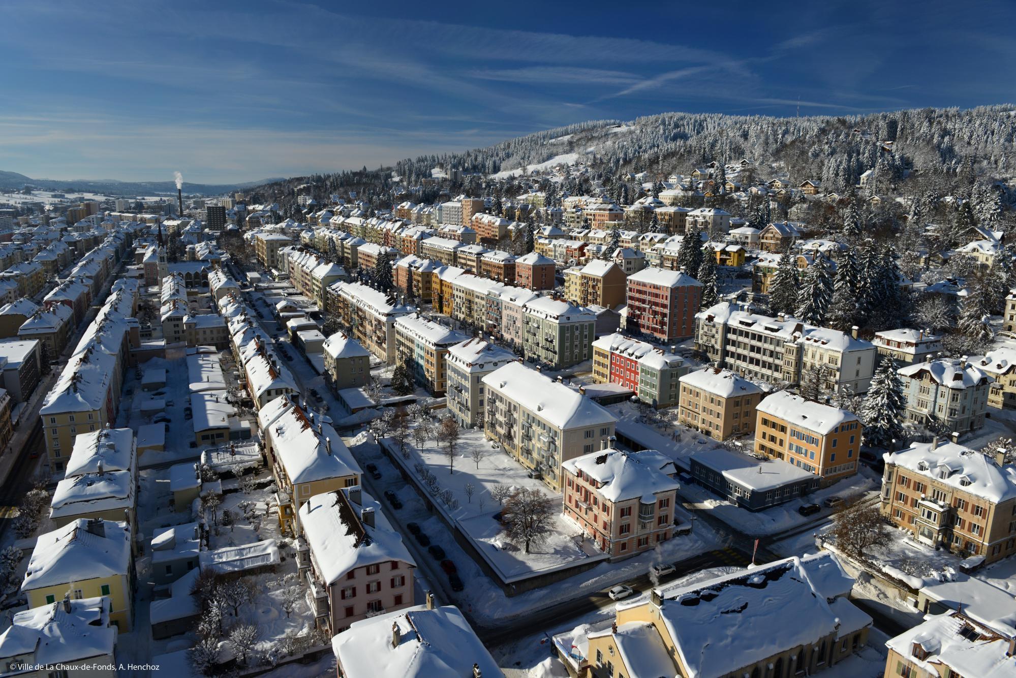 La Chaux De Fonds Tourism Neuchatel Tourism Switzerland