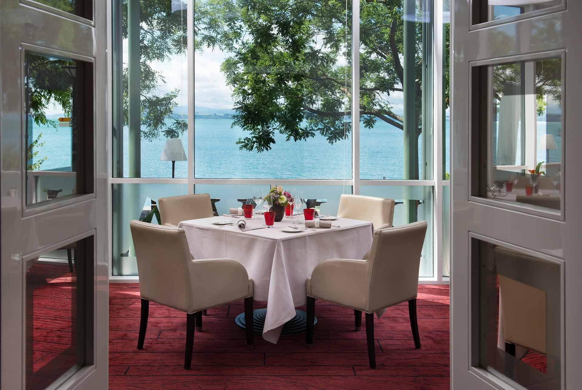 Beau-Rivage hôtel, Neuchâtel | Neuchâtel Tourisme (Suisse) | Brunch