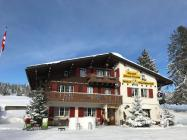 Chalet Mont-Crosin in the winter