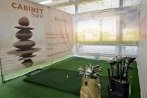 Golf Indoor, Moutier